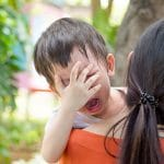 Gérer une crise de colère d'un enfant