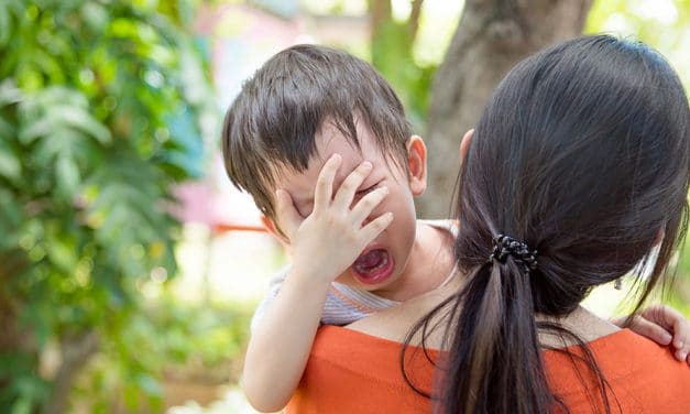 Crise de colère d'un enfant : comment la gérer ?