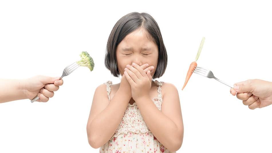 Comment faire manger des légumes aux enfants ?