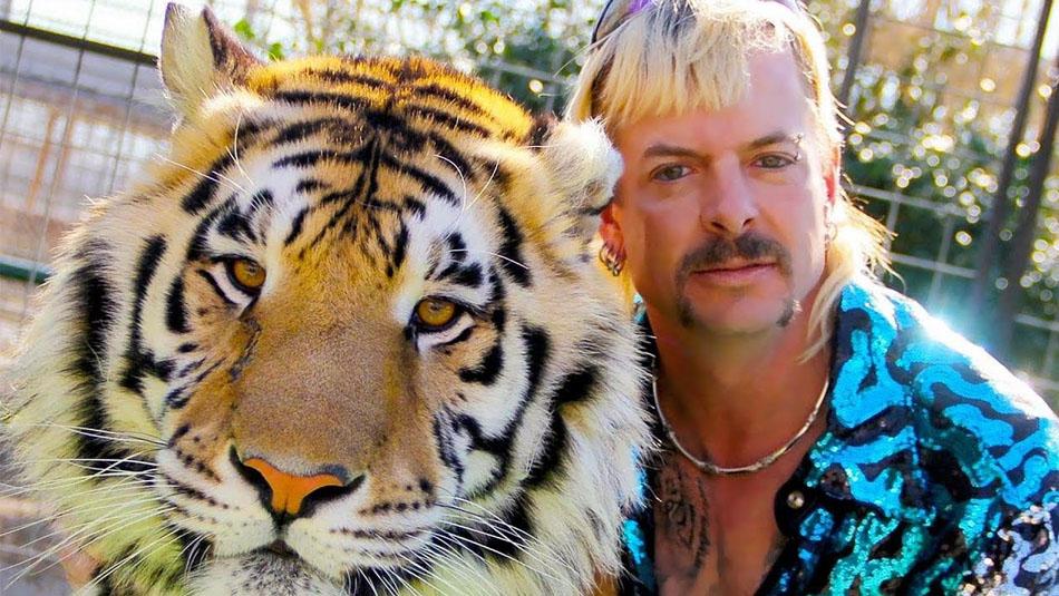Tiger King, classement meilleures séries 2020