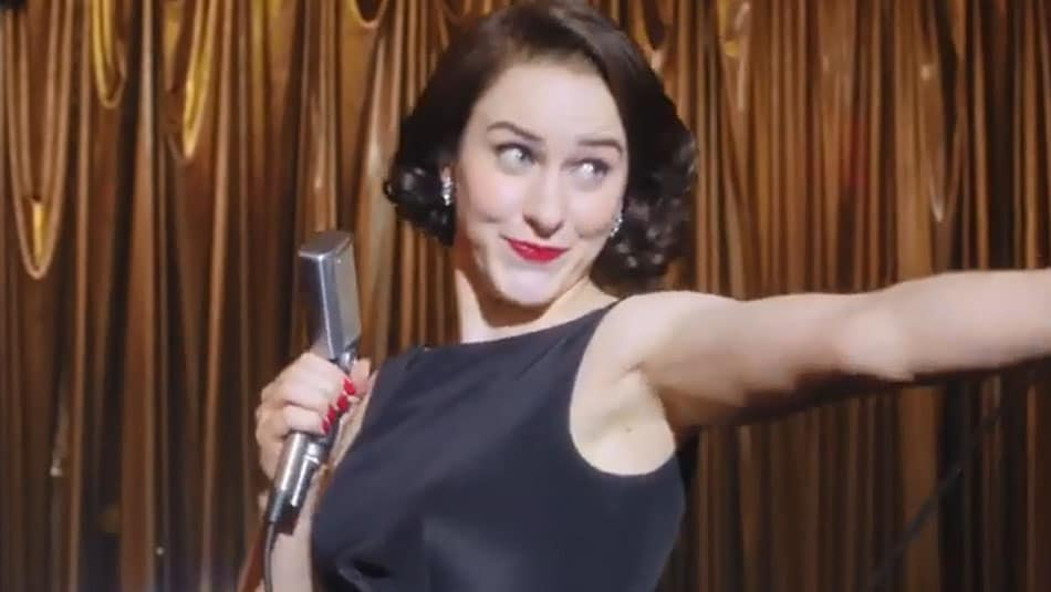 Meilleures séries Amazon Prime Video - La fabuleuse Mme Maisel