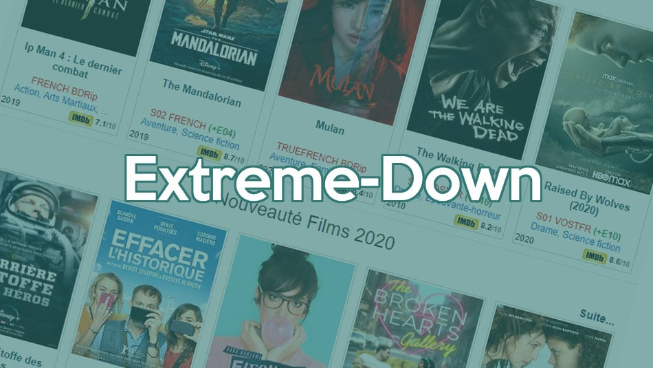 Extreme-down