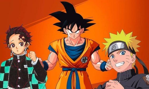 Les meilleurs animés japonais