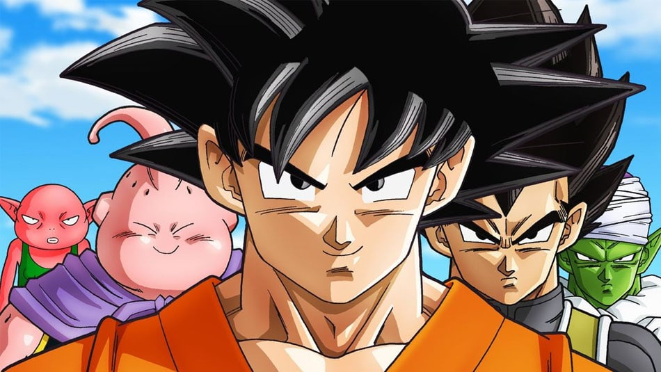 Meilleurs animés japonais - La saga Dragon Ball
