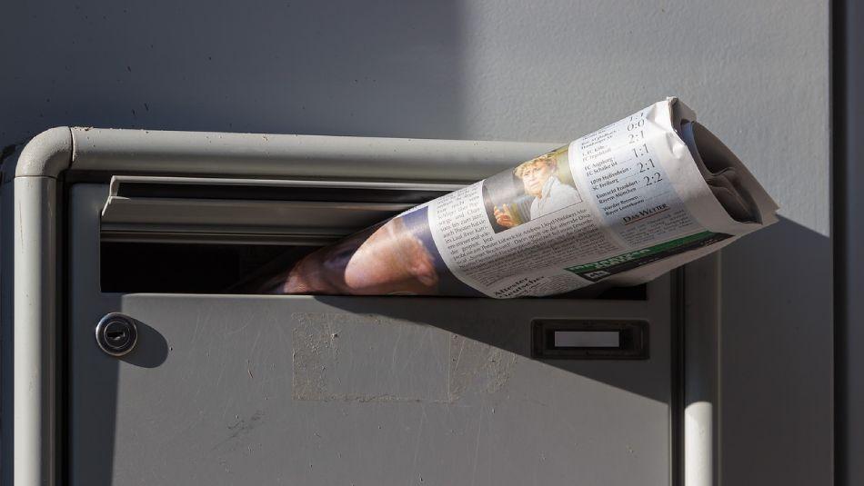Boîte aux lettres normalisée La Poste