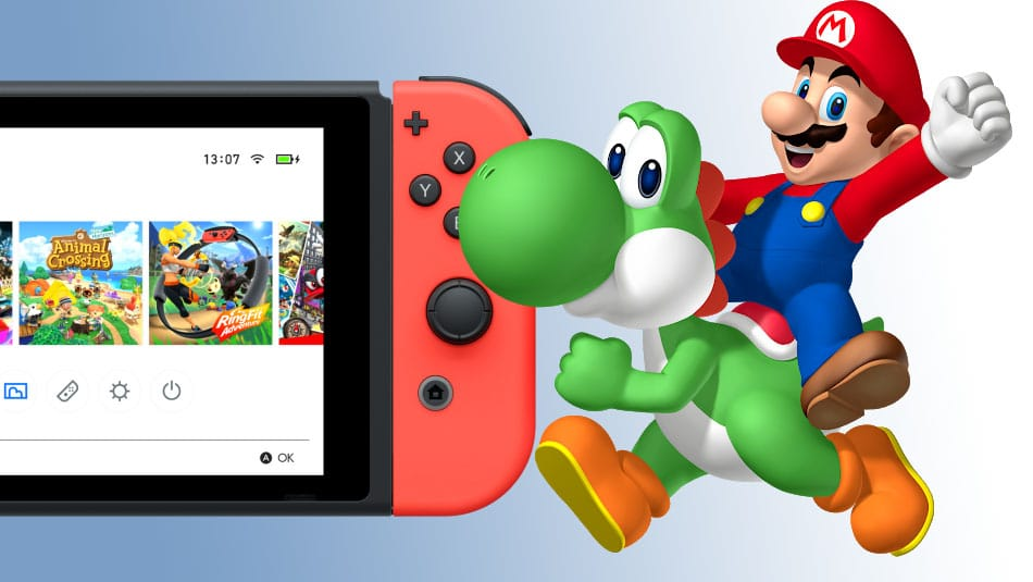 émulateurs Nintendo Switch
