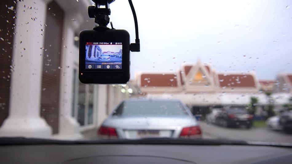 Dashcam et assurance auto