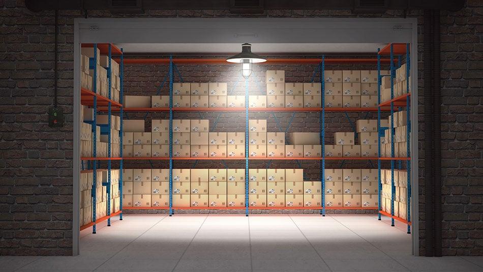 box stockage location